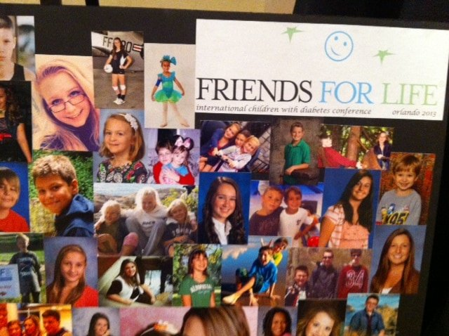 Friends For Life Collage